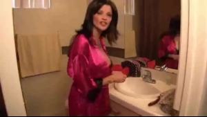 Hot Milf Brunette, Doris Ivy Is Getting What She Likes The Most From Black Guys