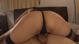 Sexy Japanese Milf Is Working As A Courtesan And Doing Anal Sex With Different Guys