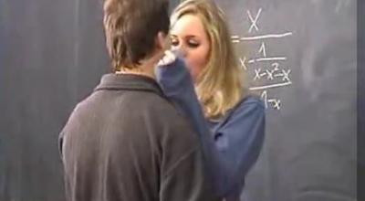 Dirty Minded Student Is Moaning While Her Naughty Friends Are Fucking Her Handsome Professor, Like Crazy