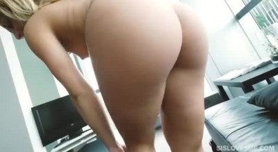 Blonde Bitch Is Getting Her Soft Pussy Filled Up With Hard Cock, And Moaning From Pleasure During Sex