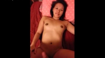 Asian Babe And A Horny, Black Guy Fucked Like Crazy At The Same Time, Like Wild Animals