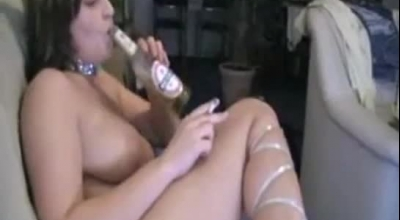 Pigtailed German Babe, Rin Is Having Sex With Various Guys And Getting Her Shaved Pussy Creampied