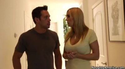 Tanya Tate Looks Amazing, But Been Doing Some Very Naughty Things With Her Handsome Friend