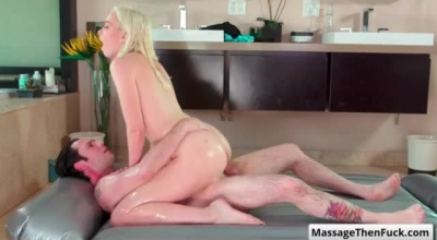 Chloe Cherry And Monica Are Having A Nice Interracial Session, But They Would Like To Finish It