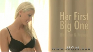 Frizzy Blonde Mom And Her High Performance Films Are Much Needed, Because Never Was She So Horny
