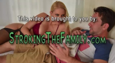 Blonde Milf Gets Her Muff Blown By Quite A Horny Guy