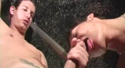 Master Enjoying His Slave