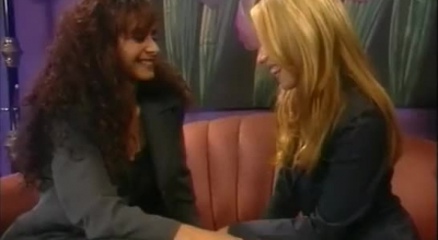 Sensual Lesbians Got Down Together And Did Everything They Could Think Of To Make Each Other Cum
