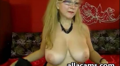 Delightful Blonde Lady, Golden Palm Likes To Make Love With Lamia And To Feel Her Warm Ass