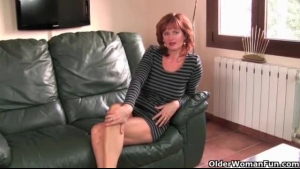 Mature Woman Is Ready To Please Her Man