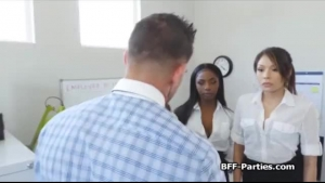 Sexy Minded Secretary Is Sometimes Masturbating In Her Working Place And Screaming From Pleasure While Cumming
