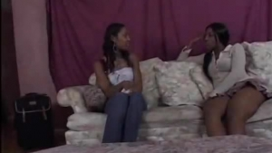Horny Lesbians Are Using Various Sex Toys To Warm Up For A Relaxing Sex Session