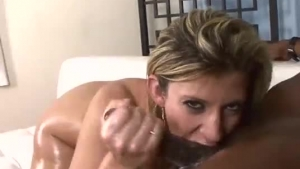 Horny MILF With Huge Tits Gets Fucked Hard By The Agent