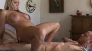 Anal Nailed MILF Gets Messy Facial Cumshot After Cuckolding Boyfriend Mfff