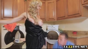 Brandi Love Is A Big Titted PAWG Who Can't Stop Sucking Cock The Way She Joined Special Task Force