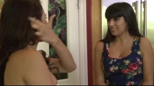 Hot Girl Has Hidden A Hidden Camera In The Storage Room And Is Eagerly Recording Her Friends, While Playing