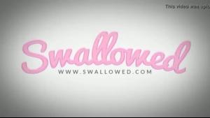 Cum Eating Blowjob Teen In Red Lingerie Seeking Payment