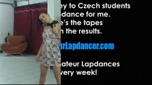Sexy Czech Brunette Sucking Cock And Getting Fucked