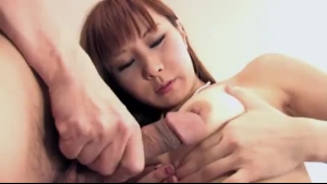 Sweet Nippon MILF Gets Anal All Alone