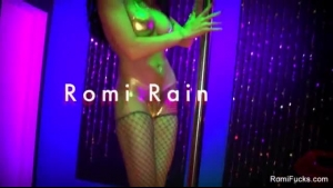 Tall Pole Dancer, Diana Was Hired To Strip Down And Dance For A Client She Liked