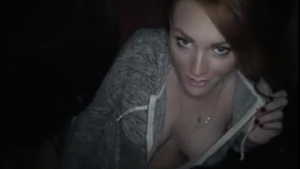Amateur Gets Facial In The Creepycast