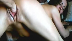 Kinky Brunette With Glasses Is Always Ready For A Good Fuck And Massive Cumshots