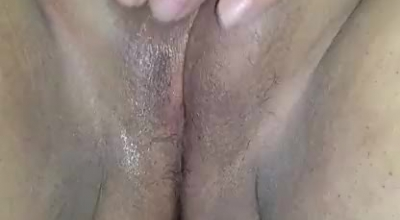 Hottie Playing With A Raw Cock