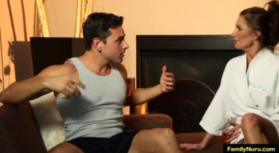 Horny Milf And Her Young Friend Are Fucking Each Other Every Once In A While, While No One Is At Home