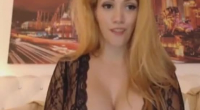 Gorgeous Blond Slut Getting Fisted