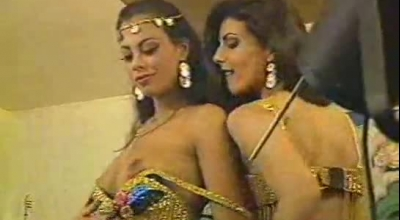 Bollywood Babe Mistress Pleasures Her Slave