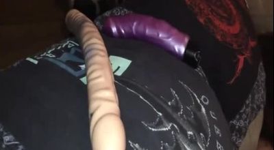 Horny Cock Sucking Blondes Take In All Holes In This Hardcore Gangbang