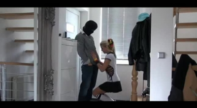 German Blonde Is Often Masturbating In Front Of Her Web Camera, Just For Fun