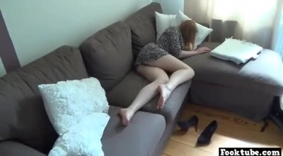 Blindfolded Slut Has Her Well Hung Man Not Knowing A Single Thing About Her Needs