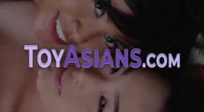 Asian Twins Are Having A Threesome, Because They Want To Earn Money For The Scholarship