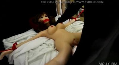 Japanese Sex Doll Masayo Unosc. Bonked And Fingerfucked
