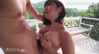 Jav Idol Miyabi Yui Blows Thick Dong While Getting Slammed