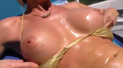 Kate England Is Getting Her Tight Ass Hole Ravaged And Moaning While Having An Orgasm