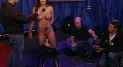 Jessica Jaymes Is A Sweet Brunette Who Likes To Play With Her Ass Only While Alone At Home