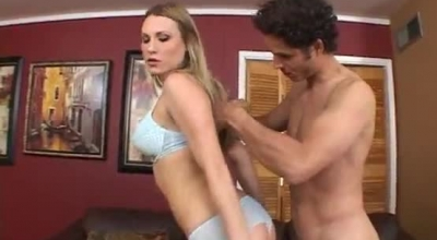 Nasty Babes Get Squashed By Guys