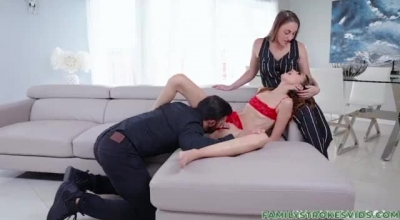 Natalia Nix Is A Big Titted, Blonde Honey Who Seems To Like Ass Fucking A Lot