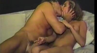 Married Man And A Hot Brunette Are Fucking Like Wild Animals, In Front Of The Camera