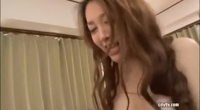 Jap Mistresses With Nice Tits Wreck A Guy's Throat And Squeeze His Sucker