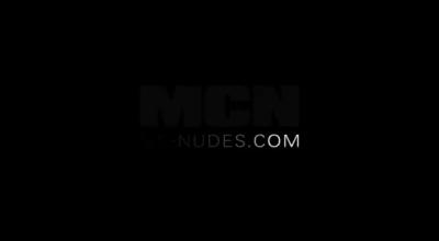 Charming Lesbian Teens Enjoy Spreading Their Buttholes