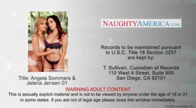 Jelena Jensen Is A Smashing Brunette Living In A Huge, Luxurious Villa And Often Having Sex With Her Neighbors
