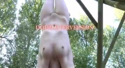 Two Blondes Are Riding An Older Guy's Massive Meat Stick, While He Is Eating Their Juicy Cunts