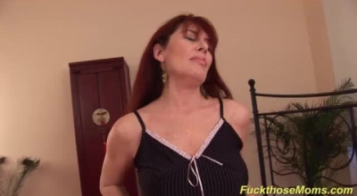 Czech Redhead MILF Is Fucking Her Lover In A Hotel Room And Enjoying It A Lot