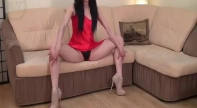 Flexible Woman Is Giving That Massage To A Guy She Likes A Lot And Getting Banged From The Back