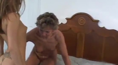 Young And Old Babes Toying Wild