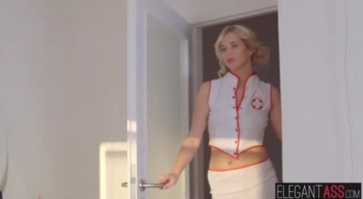 Nikky Dream And Kelly King Are Masturbating With Blue Dildos And Their New Vacuum Cleaner