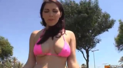 Valentina Nappi Is A Slutty Blonde Bitch Who Can Not Hold Back From Fucking Her Porn Agent